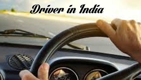 Driver India, la mia scelta