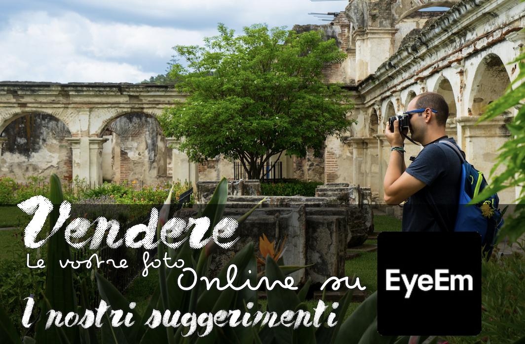 Vendere le vostre foto online su EyeEm